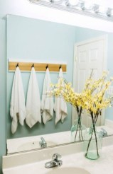 Easy DIY Towel Racks Ideas That You Can Do This 11