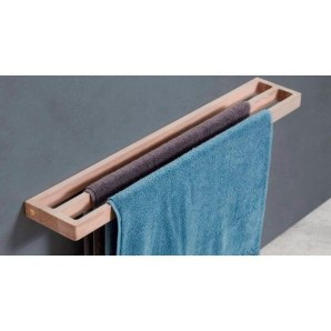 Easy DIY Towel Racks Ideas That You Can Do This 15