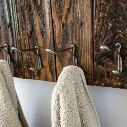 Easy DIY Towel Racks Ideas That You Can Do This 40