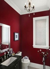 Elegant Red Bedroom Decor Ideas To Inspire You 13