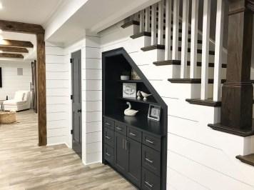 Genius Under Stairs Storage Ideas For Minimalist Home 01