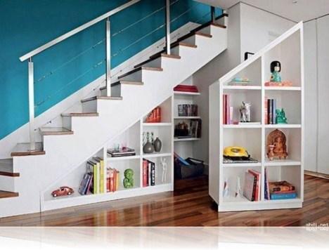 Genius Under Stairs Storage Ideas For Minimalist Home 17