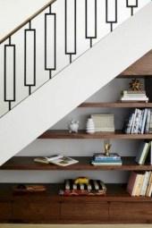 Genius Under Stairs Storage Ideas For Minimalist Home 23