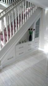 Genius Under Stairs Storage Ideas For Minimalist Home 28