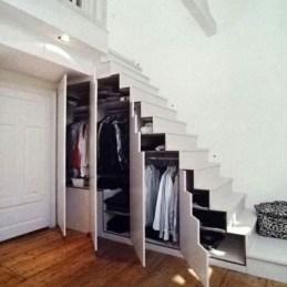 Genius Under Stairs Storage Ideas For Minimalist Home 44