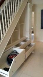 Genius Under Stairs Storage Ideas For Minimalist Home 47