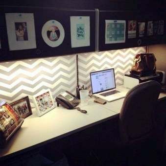 Gorgeous Cubicle Workspace To Make Your Work More Better 09