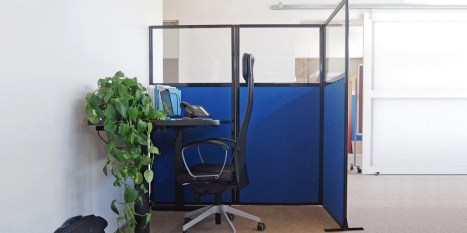 Gorgeous Cubicle Workspace To Make Your Work More Better 26
