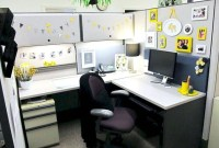 Gorgeous Cubicle Workspace To Make Your Work More Better 36