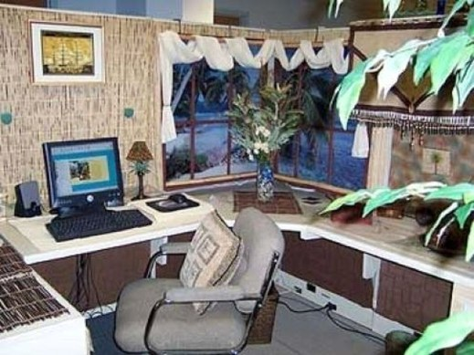 Gorgeous Cubicle Workspace To Make Your Work More Better 43