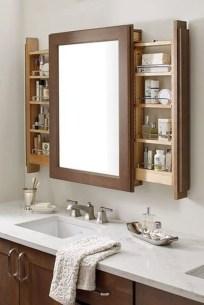 Inspiring Bathroom Design Ideas With Amazing Storage 05