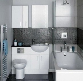 Inspiring Bathroom Design Ideas With Amazing Storage 13