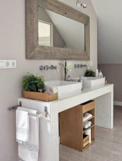 Inspiring Bathroom Design Ideas With Amazing Storage 37