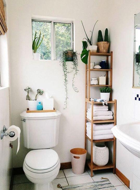 Inspiring Bathroom Design Ideas With Amazing Storage 40