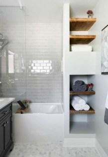 Inspiring Bathroom Design Ideas With Amazing Storage 41