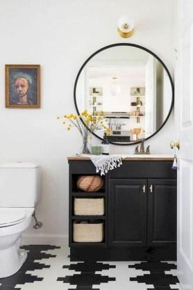 Inspiring Bathroom Design Ideas With Amazing Storage 42