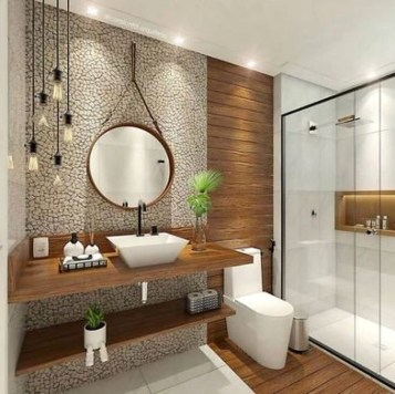 Luxurious Furniture To Upgrade Your Elegant Bathroom 07