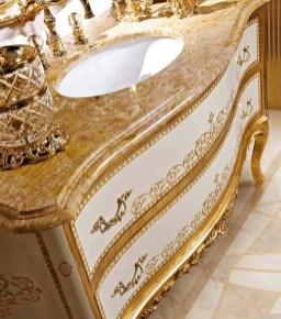 Luxurious Furniture To Upgrade Your Elegant Bathroom 41