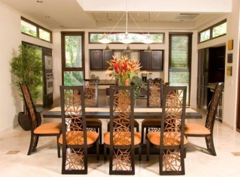 Popular Organic Dining Room Design Ideas 01