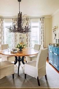 Popular Organic Dining Room Design Ideas 12