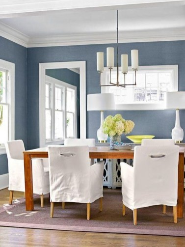 Popular Organic Dining Room Design Ideas 20