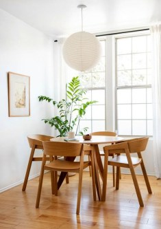 Popular Organic Dining Room Design Ideas 49