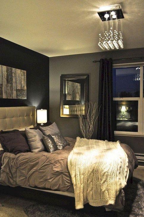 Romantic DIY Couple Apartment Decoration Ideas 39