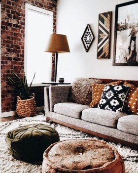 Smart Apartment Decoration Ideas For Summer On A Budget 43