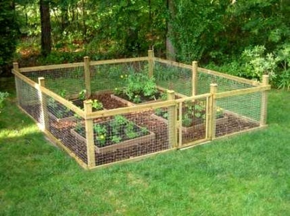 Stunning DIY Garden Bed To Beautify Your Backyard 07