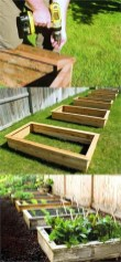 Stunning DIY Garden Bed To Beautify Your Backyard 26