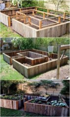 Stunning DIY Garden Bed To Beautify Your Backyard 28