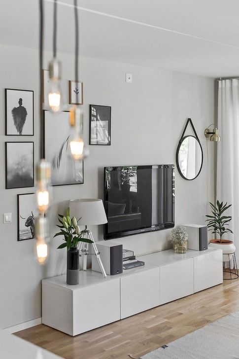Wonderful Lighting Ideas In The Living Room 05
