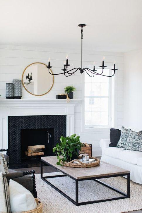 Wonderful Lighting Ideas In The Living Room 13