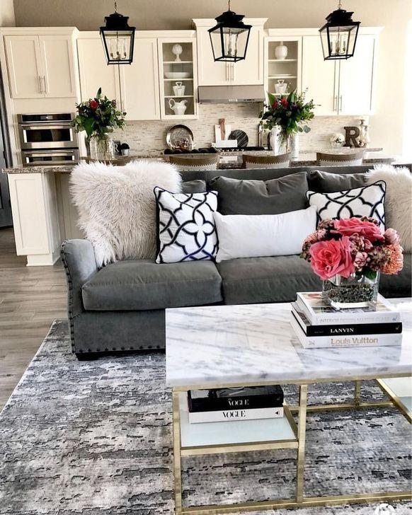 Wonderful Lighting Ideas In The Living Room 16