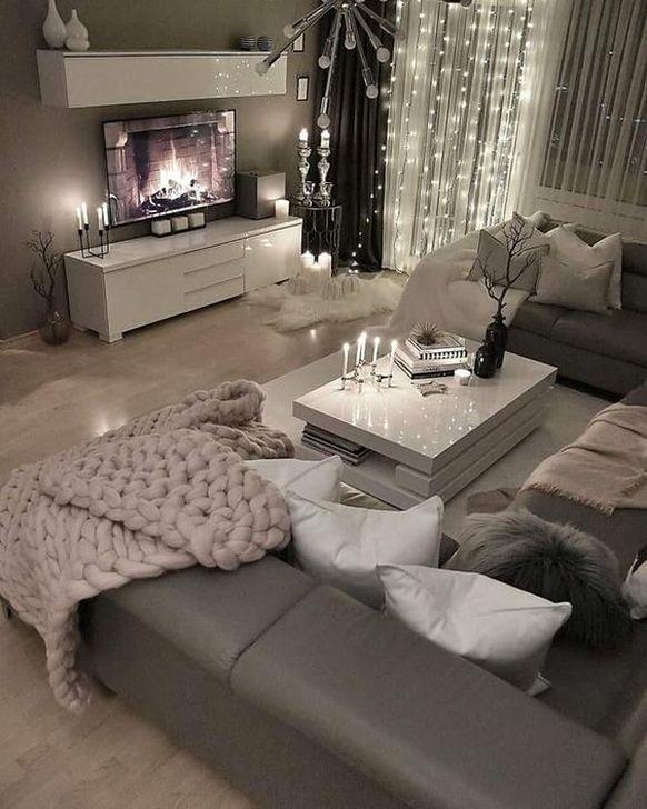 Wonderful Lighting Ideas In The Living Room 36