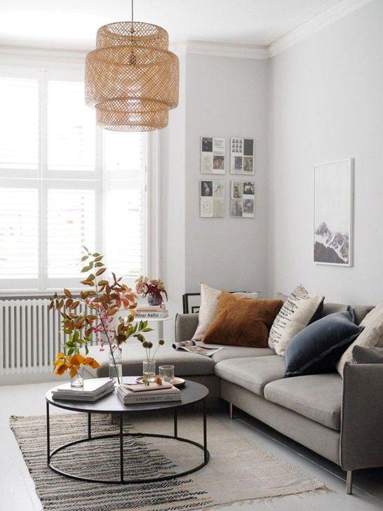 Wonderful Lighting Ideas In The Living Room 40