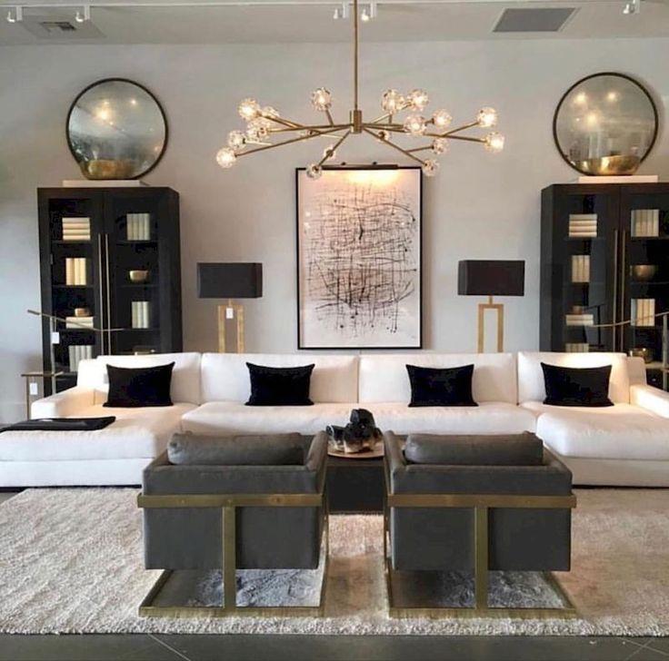 Wonderful Lighting Ideas In The Living Room 41