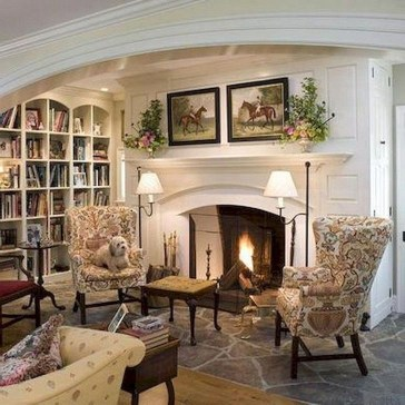 Amazing French Country Living Room Design Ideas For This Fall 07