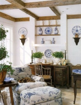 Amazing French Country Living Room Design Ideas For This Fall 15