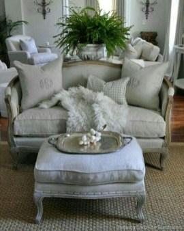 Amazing French Country Living Room Design Ideas For This Fall 25