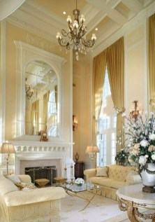 Amazing French Country Living Room Design Ideas For This Fall 29