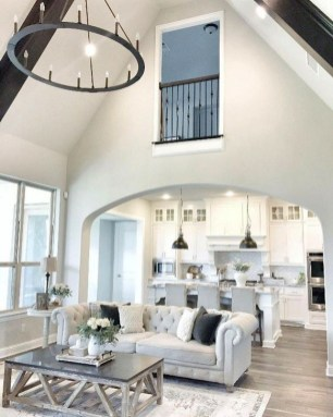 Amazing French Country Living Room Design Ideas For This Fall 34