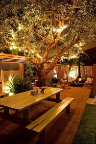 Astonishing Outdoor Lights For Decorating Backyards In Summer 19