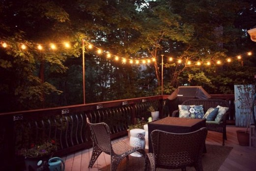 Astonishing Outdoor Lights For Decorating Backyards In Summer 50