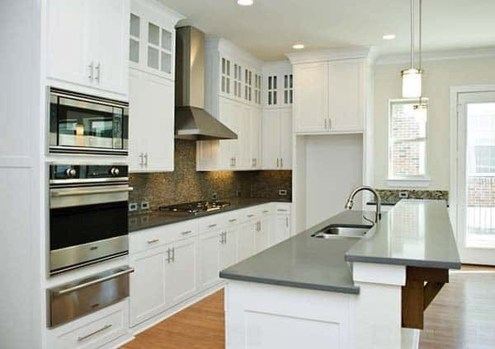 Awesome Kitchen Concrete Countertop Ideas To Inspire 45