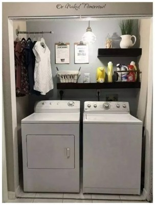 Best Tips To Upgrade Your Laundry Room Design 17