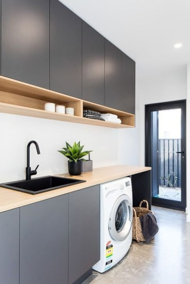 Best Tips To Upgrade Your Laundry Room Design 21