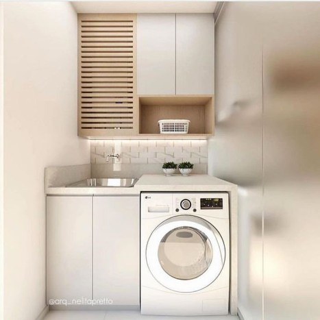Best Tips To Upgrade Your Laundry Room Design 28