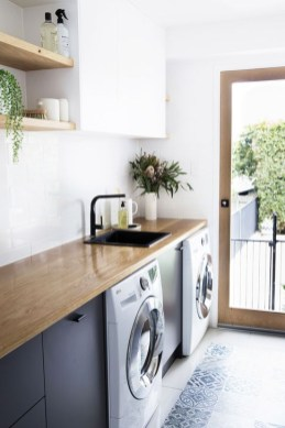 Best Tips To Upgrade Your Laundry Room Design 37