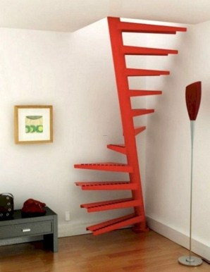 Brilliant Stair Design Ideas For Small Space 06